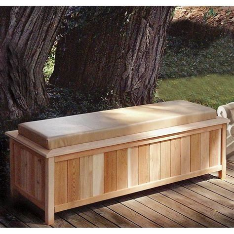 porch bench with storage outdoor storage benches add beauty to your garden porch