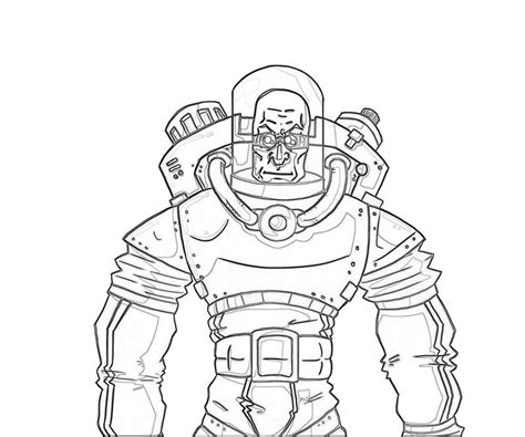 Mr Freeze Coolboy Lowland Seed Printable Coloring Pages Mr Printables