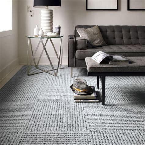 flor carpet tiles love  chunky gray pattern  boys
