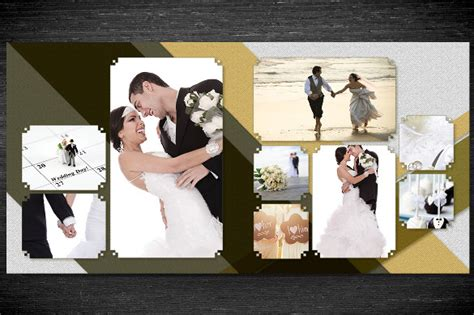 photo album template psd photobook wedding album template photoshop psd