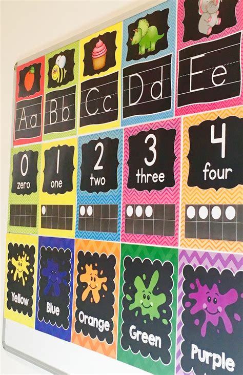 Nursery Classroom Decoration 25 Best Ideas About Preschool Classroom Decor On Kindergarten Classroom Decor