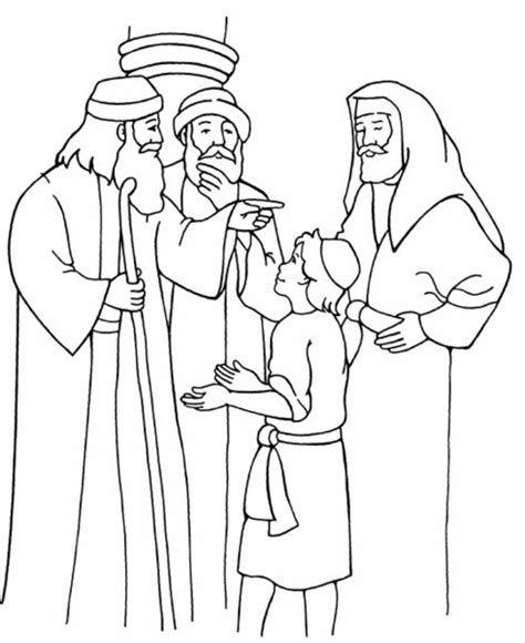 coloring page jesus teaching 12 year old jesus with the teachers luke 2 frog night