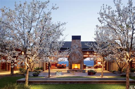 country homes 15 wine country homes with rustic photos