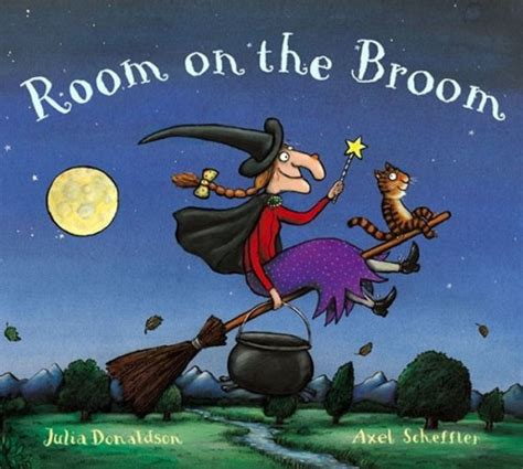 room on the broom free book activity for room on the broom