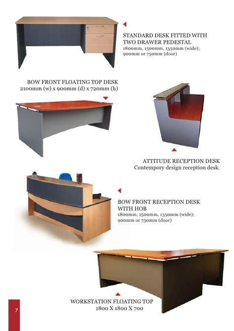 office furniture catalogue sle catalogue for office furniture