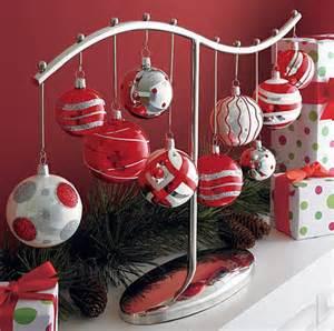 crate and barrel ornament centerpiece
