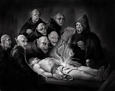 ghouls myth fiction and evolutionary heritage