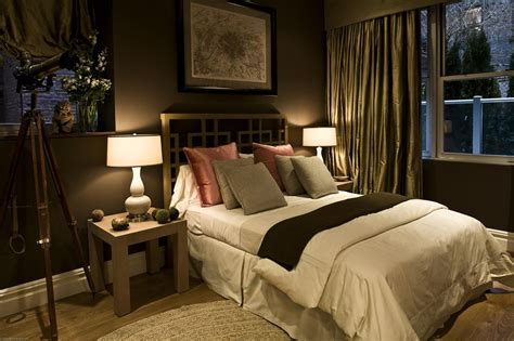 Cozy Bedrooms | dark or colorful always cozy bedrooms design vox