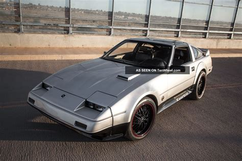 1984 nissan 300 zx turbo related infomation specifications