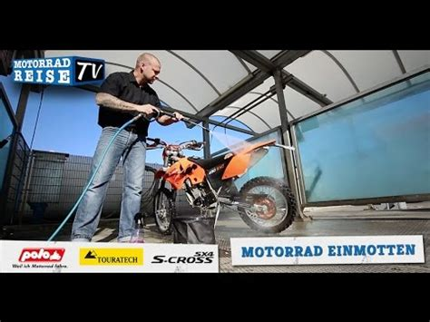 Polo Motorrad Youtube by How To Motorrad Einmotten Tipps Von Der Polo Akademie