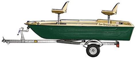 sun dolphin boat trailer sun dolphin pro 120 boat trailer