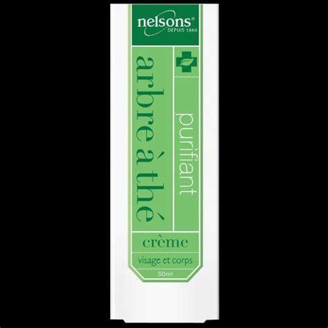 Nelsons Tea Tree 50 Ml catgorie antiseptiques du guide et comparateur d achat