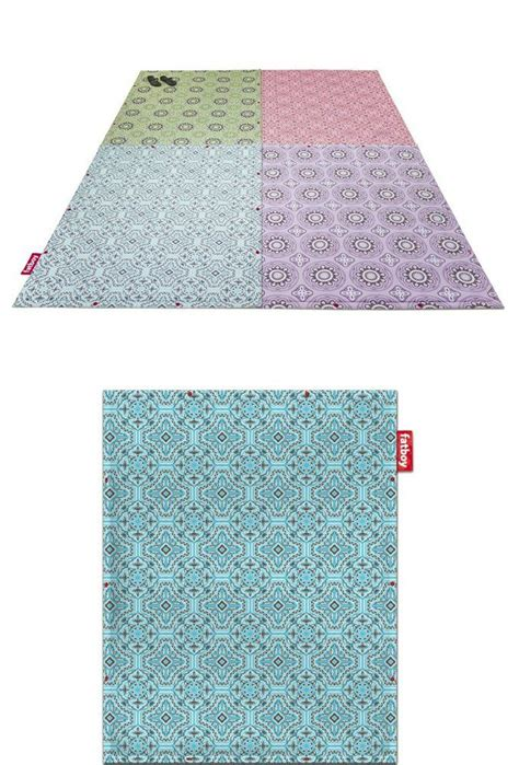Fatboy Outdoor Rug Patterned Rectangular Outdoor Rug Flying Carpet By Fatboy The Original Design Studio Kluif