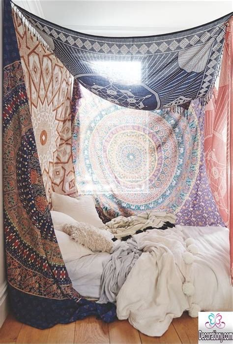 boho chic schlafzimmerdekor 10 cozy bedroom bohemian style gives you a feeling of