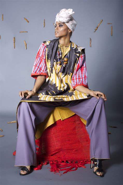 Mba In Fashion by Homage To Cameroon M Ba M Etta Collection By Nyorh Agwe