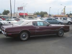 1972 Ford Thunderbird Sell Used 1972 Ford Thunderbird Base 6 6l Landau In
