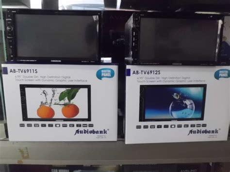 Harga Tv Mobil Merk Audiobank tv mobil audio bank harga dan spesifikasi tokoaudiobsd