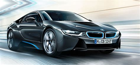 All New BMW i8 Sports Car   Luxury Vehicle