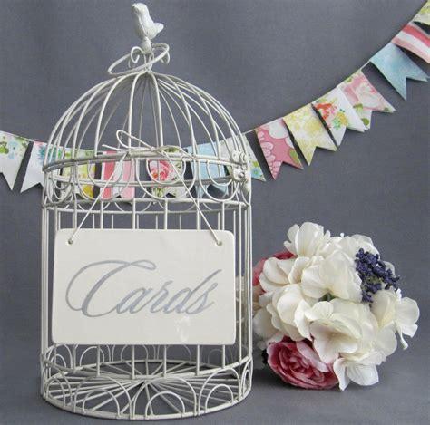 Bird Cage Wedding Card Box   13 Gorgeous Wedding Card and