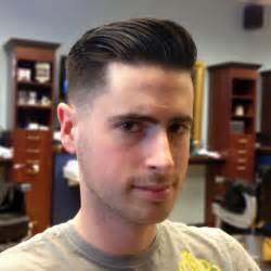 pompadour haircut mens the pompadour 2014 heritage tonsorial