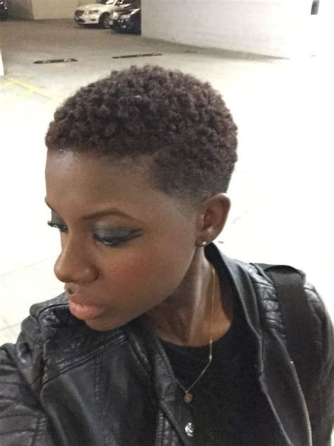 Hairstyles For Hair Twa Styles by Ig Authentically B Authenticallyb Tapered