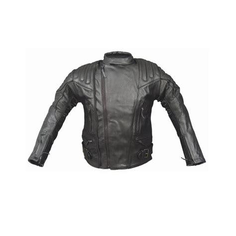 chaquetas de cuero moteras chaqueta de cuero motera 8040 negra demons shop