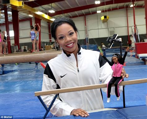 getting to douglas olympic gymnast gabby douglas gets own doll as part
