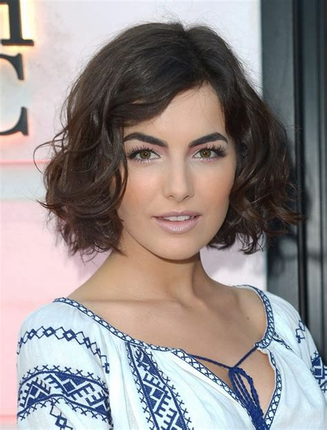 Camilla Belle by Camilla Belle Hairstyles Celebrity Latest Hairstyles 2016