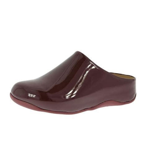 fitflop s shuv cherry patent shoes shoetique
