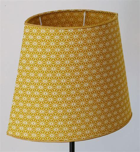 Abat Jour Japonais by Abat Jour Ovale Pointu Tissu Japonais Design Lshade