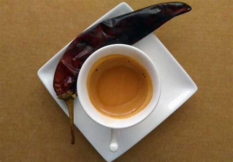 bagaimana jadinya  kopi dicampur  cabai majalah otten coffee