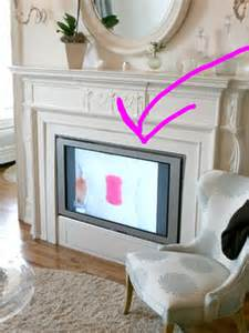 tv in front of fireplace diy in fireplace hdtv mount