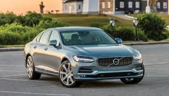 Volvo s s90 flagship sedan shows the brand s commitment to keeping