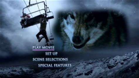 frozen film wolf scene frozen dvd review