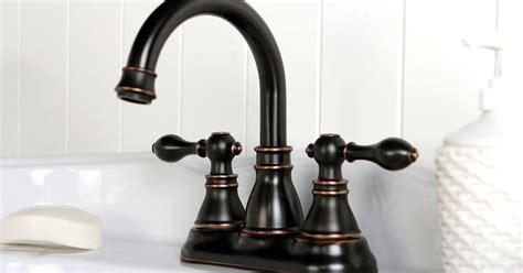 overstock bathroom fixtures tips on maintaining your bronze bathroom fixtures