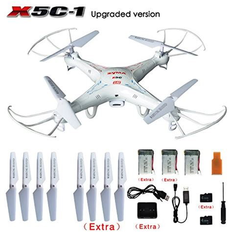 syma x5c 1 explorers 2 4g 4ch 6 axis gyro rc quadcopter