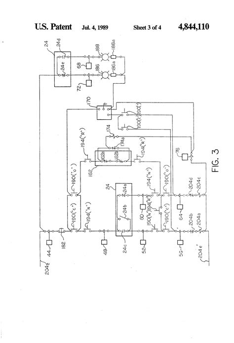 mov wiring diagram patent us4844110 system for remotely controlled motor operated valve patents