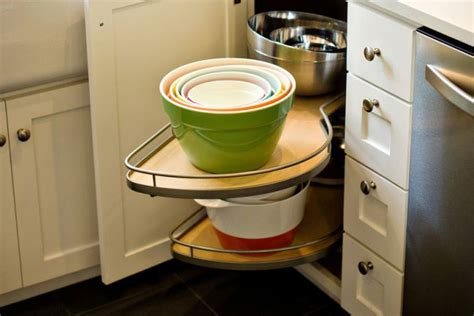 kitchen corner cabinet pull out shelves design ideas and practical uses for corner kitchen cabinets
