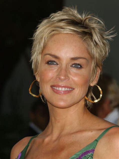 Pixie Hair For 26 Years Old | its a toss up between sharon stone and halle berry who
