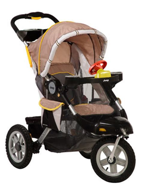 Jeep Travel System Jeep Liberty X Stroller Review