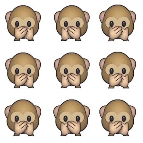 imagenes del emoji del monito monitos png by jeliebersforever on deviantart