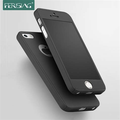 Iphone 5 5s Se Ory Casing Cover ferising for apple iphone se 5s 5 360 degree front