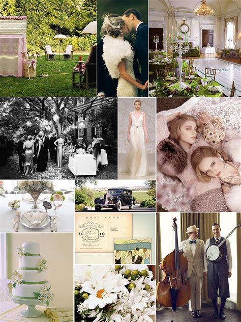 marriage theme in the great gatsby your wedding support get the look great gatsby themed