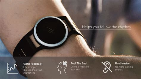 For Soundbrenner Soundbrenner Pulse Helps You Get To Your Own Sick