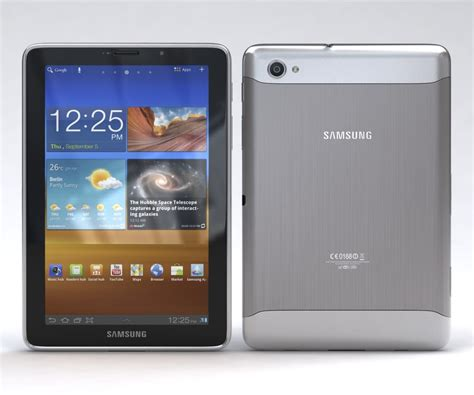Baterai Samsung Galaxy Tab P6800 samsung p6800 galaxy tab 3d model