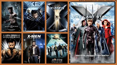 film seri x men jual dvd x men movie collection movie play tokopedia