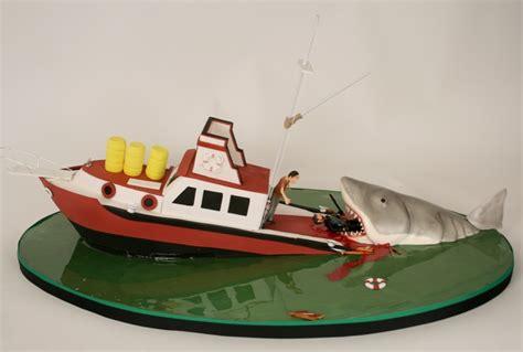 boat name from jaws jaws shark cake charm city cakes jonas pinterest