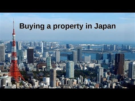 buy a house in japan buying a property in japan