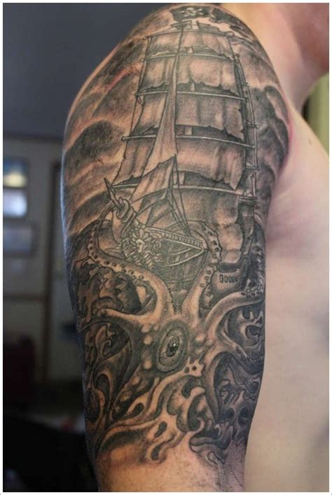 great nautical tattoos pictures tattooimages biz