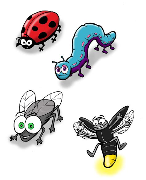 bed bug cartoon cartoon bugs by sethwolfshorndl on deviantart